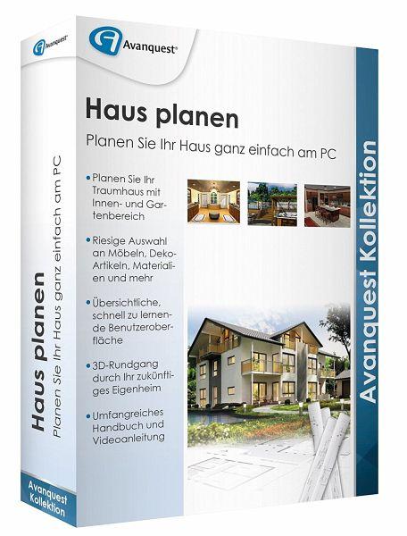 Haus Planen   Avanquest Kollektion
