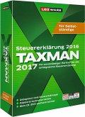 TAXMAN 2017 für Selbstständige (Steuererklärung 2016)