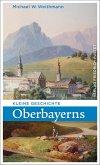 Kleine Geschichte Oberbayerns (eBook, ePUB)