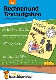 Rechnen und Textaufgaben - Gymnasium 5. Klasse (eBook, PDF)