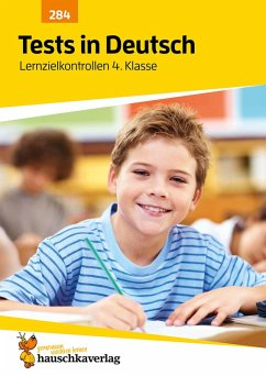 Tests in Deutsch - Lernzielkontrollen 4. Klasse (eBook, PDF) - Maier, Ulrike