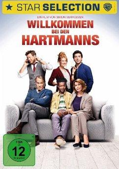 Willkommen bei den Hartmanns - Senta Berger,Heiner Lauterbach,Eric Kabongo