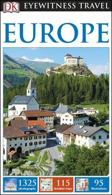 DK Eyewitness Travel Guide Europe (eBook, PDF)