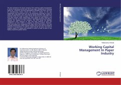 Working Capital Management In Paper Industry