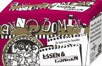 Abacus ABA09162 - Anno Domini: Essen & Trinken, Schätzspiel, Quizspiel