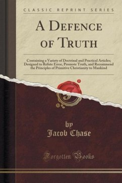 A Defence of Truth