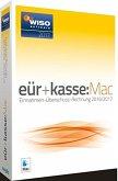 WISO EÜR+Kasse 2017: Mac - Einnahmen-Überschuss-Rechnung 2016/2017. Inklusive Gewerbe- und Umsatzsteuer-Erklärung