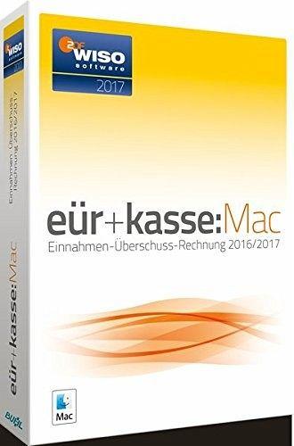 Wiso Eürkasse 2017 Mac Einnahmen überschuss Rechnung 20162017