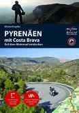 Motorradreiseführer Pyrenäen mit Costa Brava