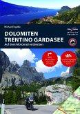 Motorradreiseführer Dolomiten, Trentino, Südtirol, Gardasee