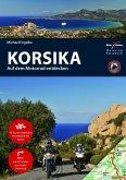 Motorradreiseführer Korsika