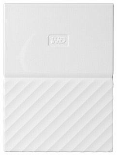 Western Digital My Passport 1TB Weiss HDD