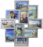 Henzo Holiday grau Galerie für 10 Bild. 6x15x10 4x10x15 8121315