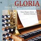 Gloria-Festliche Musik Für Trompete Und Orgel