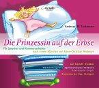 Die Prinzessin auf der Erbse / Der Mistkäfer, 1 Audio-CD