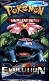 Pokemon (Sammelkartenspiel) XY12 Evolution Booster DE