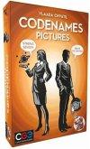 Asmodee CGED0004 - Codenames Pictures, Partyspiel, Detektivspiel