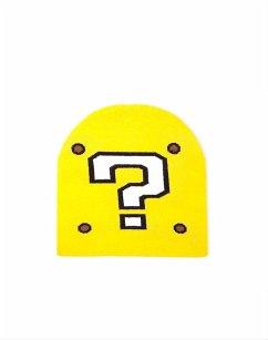 Nintendo - Super Mario - Fragezeichen Beanie Mütze