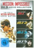 Mission: Impossible 5-Movie Set, 5 DVD