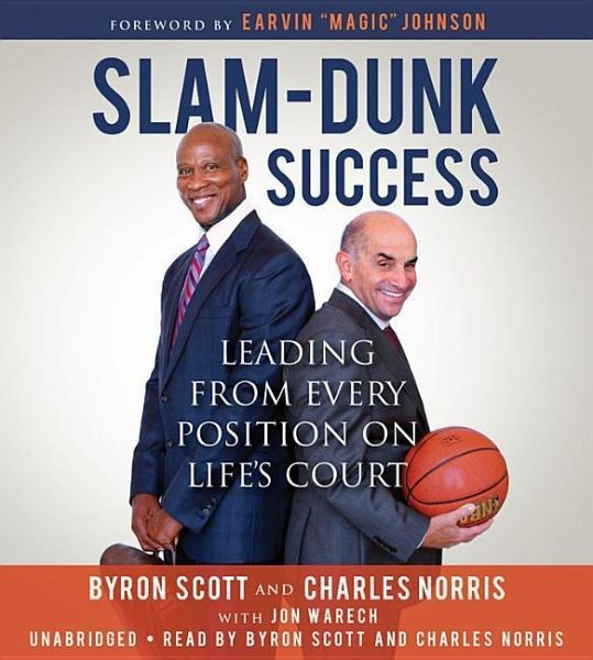 SLAM DUNK SUCCESS 8D Von Byron Scott; Charlie Norris; Jon