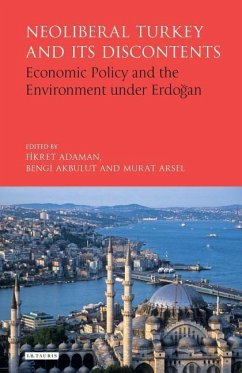 Neoliberal Turkey and Its Discontents: Economic Policy and the Environment Under Erdogan