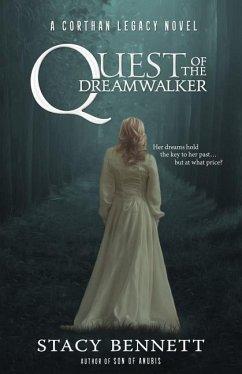 QUEST OF THE DREAMWALKER - Bennett, Stacy