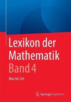 Lexikon der Mathematik: Band 4