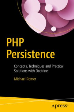 PHP Persistence - Romer, Michael
