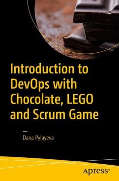 Introduction to DevOps with Chocolate, LEGO and Scrum Game - Pylayeva, Dana