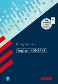 Kompakt-Wissen Gymnasium - Englisch Kurzgrammatik mit Videoanreicherung