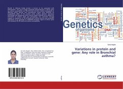 Variations in protein and gene: Any role in Bronchial asthma?