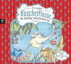 Der knifflige Schlürfofanten-Fall / Kuschelflosse Bd.3 (2 Audio-CDs)