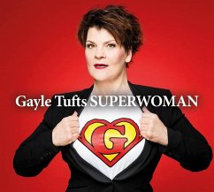 Superwoman, 1 Audio-CD - Tufts, Gayle