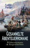 Gesammelte Abenteuerromane: Wildwestromane & Seegeschichten (eBook, ePUB)