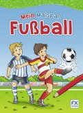 Mein Malspaß Fußball (Mängelexemplar)