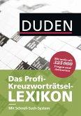 Duden - Das Profi-Kreuzworträtsel-Lexikon mit Schnell-Such-System (eBook, ePUB)