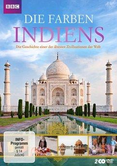 Die Farben Indiens - 2 Disc DVD - Wood,Michael