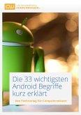 Die 33 wichtigsten Android Begriffe kurz erklärt (eBook, ePUB)
