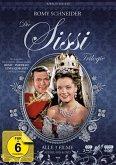 Die Sissi Trilogie (Juwelen-Edition, 3 Discs + 4 DVDs)