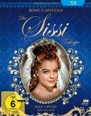 Die Sissi Trilogie (Königinnenblau-Edition, 3 Discs)