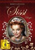Die Sissi Trilogie (Purpurrot-Edition, 3 Discs)