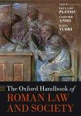 The Oxford Handbook of Roman Law and Society (eBook, ePUB)