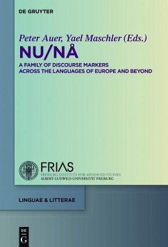 NU / NÅ (eBook, ePUB)