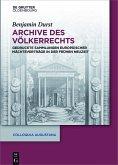 Archive des Völkerrechts (eBook, PDF)