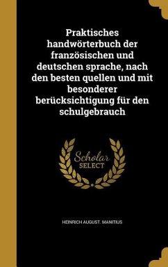 GER-PRAKTISCHES HANDWORTERBUCH