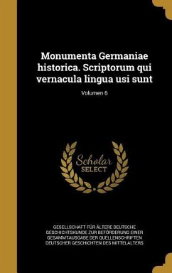LAT-MONUMENTA GERMANIAE HISTOR