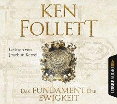 Das Fundament der Ewigkeit / Kingsbridge Bd.3 (12 Audio-CDs) - Follett, Ken