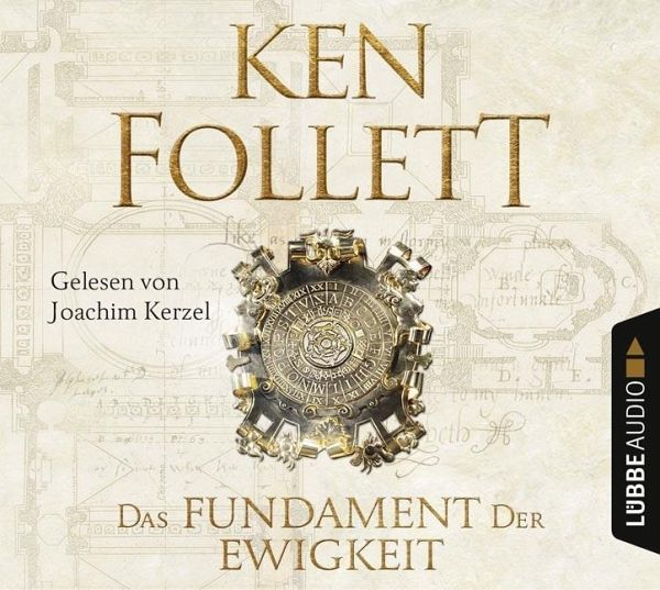 Das Fundament der Ewigkeit / Kingsbridge Bd.3 (12 Audio-CDs)