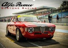 9783665546069 - Hinrichs, Johann: Alfa Romeo - Bertone Racing (Wandkalender 2017 DIN A3 quer) - Book