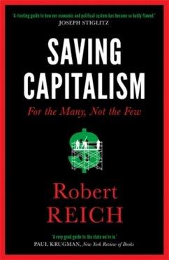 Saving Capitalism - Reich, Robert